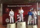 Результаты Первенства Москвы по каратэ